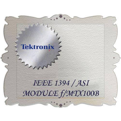 Tektronix Option 05 for MTX100B
