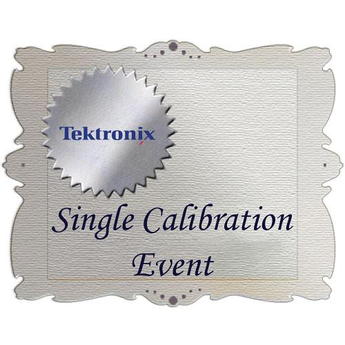 Tektronix CA1 Calibration Service for MTX100