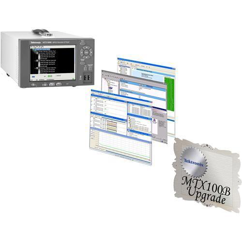 Tektronix Option ES for MTX100B