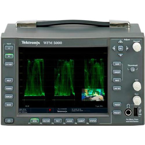 Tektronix WFM5000 SD/HD-SDI Waveform Monitor