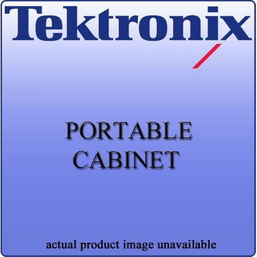 Tektronix WFM50F01 Portable Cabinet for WFM4000/5000