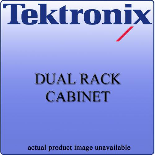 Tektronix TEWFM612002 Dual Rack Cabinet for WFM6120 (Option NN)