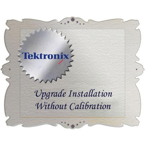 Tektronix WFM6100 Upgrade Installation