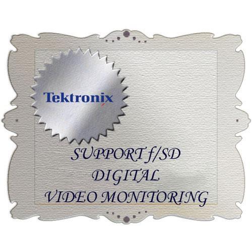 Tektronix SD Upgrade for WFM7000