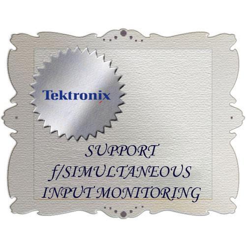 Tektronix SIM Option for WFM7120