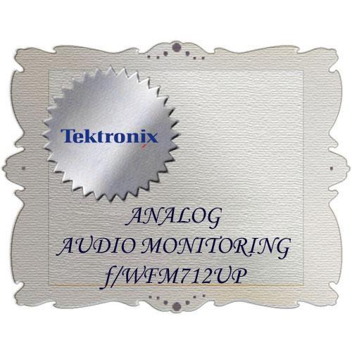 Tektronix AD Upgrade for WFM7120