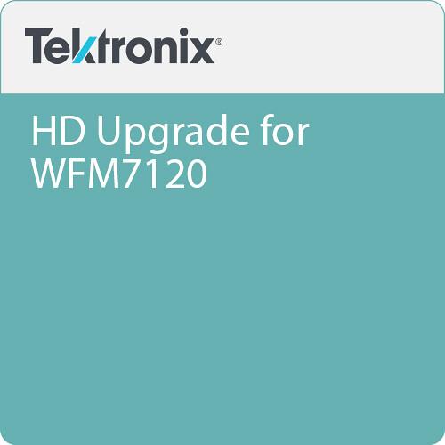 Tektronix HD Upgrade for WFM7120