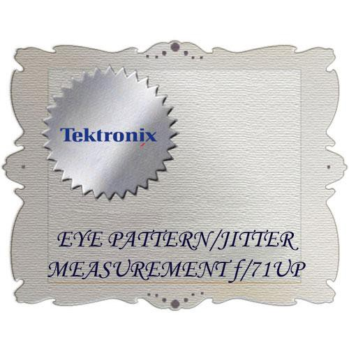 Tektronix EYE Upgrade for WFM7100