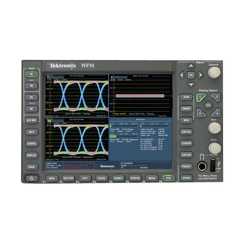 Tektronix WFM8200 Advanced Analog/SD/HD/3G-SDIWaveform Monitor