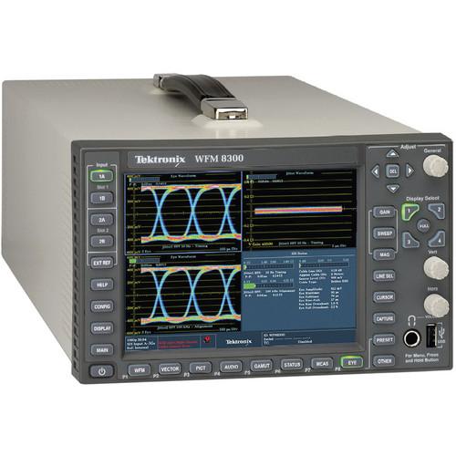 Tektronix WFM8300 Advanced Analog/SD/HD/3G-SDIWaveform Monitor
