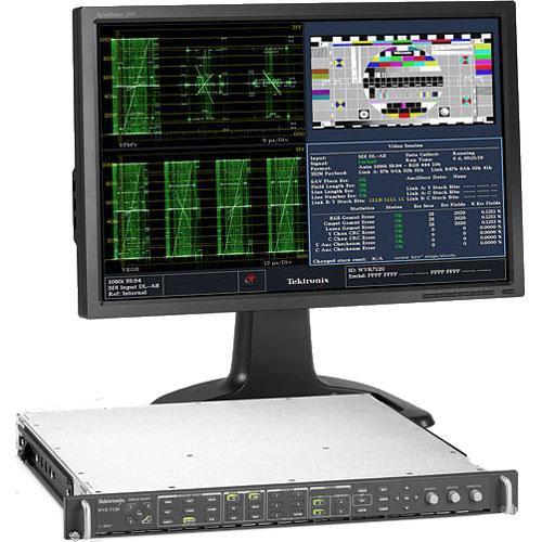 Tektronix WVR6020 Multi-Standard Multi-Format Waveform Rasterizer