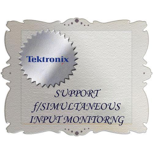 Tektronix SIM Option for WVR7120