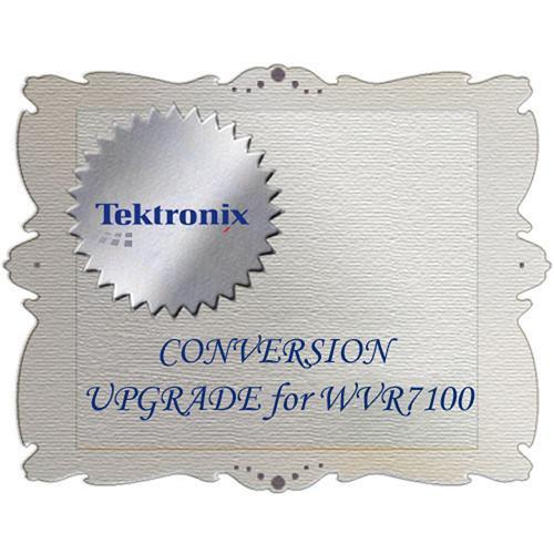 Tektronix WVR70UP-CV Conversion Upgrade Kit for WFM7000