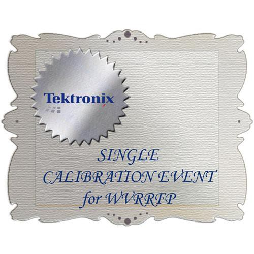 Tektronix CA1 Calibration Service for WVRRFP