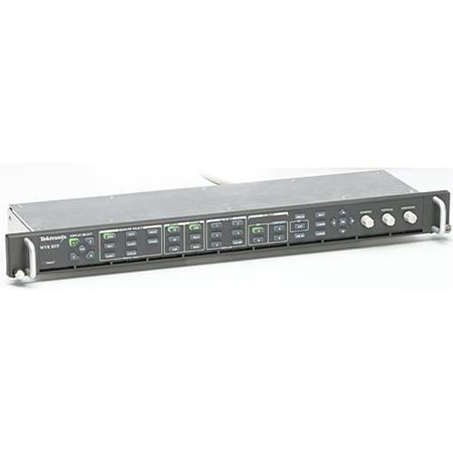 Tektronix WVRRFP Remote Front Panel