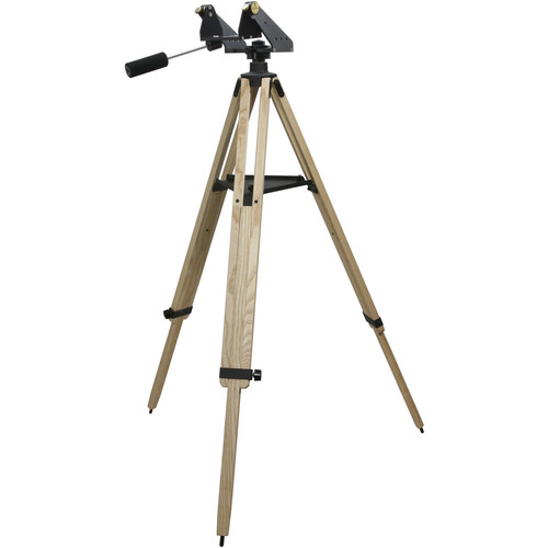 Tele Vue Panoramic Manual Altazimuth Telescope Mount with Tripod (Ash)