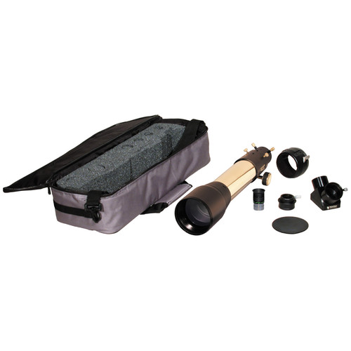 "Tele Vue Tele Vue-85 3.3""/85mm Refractor Telescope Kit - Brass"