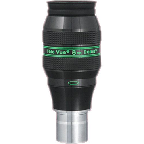 """Tele Vue Delos 8mm 72° Eyepiece (1.25"""")"""