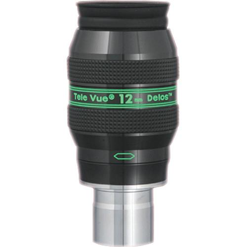 """Tele Vue Delos 12mm 72° Eyepiece (1.25"""")"""