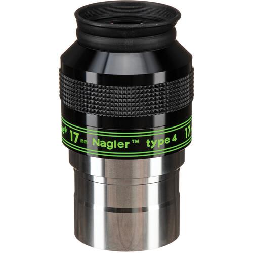 "Tele Vue Nagler Type 4 17mm Wide Angle Eyepiece (2"")"