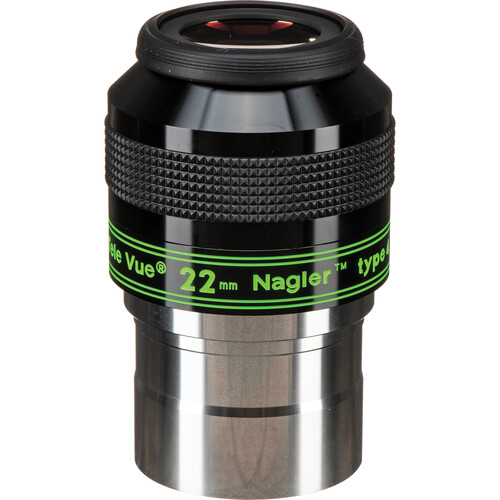 "Tele Vue Nagler Type 4 22mm Wide Angle Eyepiece (2"")"