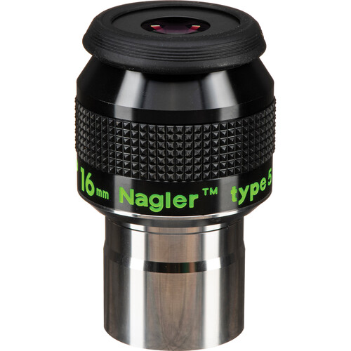 "Tele Vue Nagler Type-5 16mm Eyepiece (1.25"")"