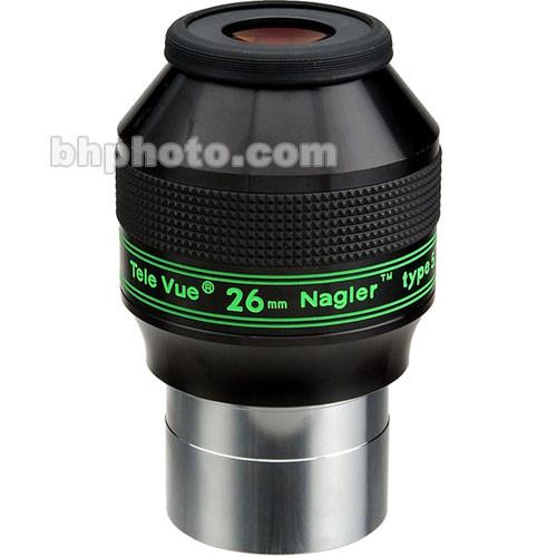 "Tele Vue Nagler Type 5 26mm 82° Wide Angle Eyepiece (2"")"
