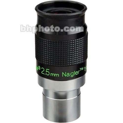 "Tele Vue Nagler Type 6 2.5mm Wide Angle Eyepiece (1.25"")"
