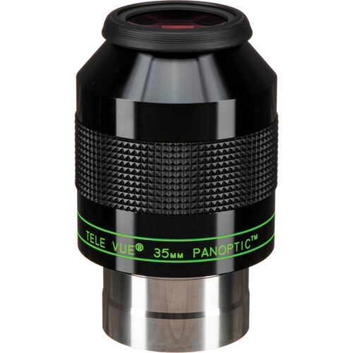 "Tele Vue Panoptic 35mm Wide Angle Eyepiece (2"")"