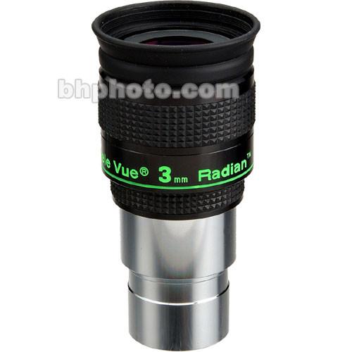 "Tele Vue Radian 3mm Wide Angle Eyepiece (1.25"")"