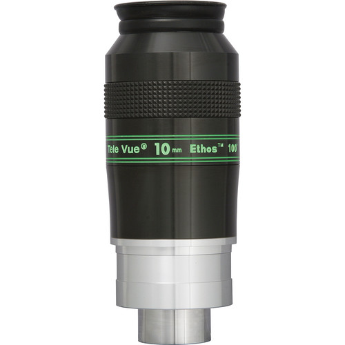 "Tele Vue Ethos 10mm Ultra Wide-Angle Eyepiece (1.25""/2.0"")"