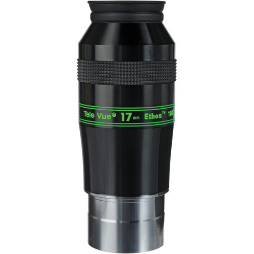 "Tele Vue Ethos 17mm Ultra Wide Angle Eyepiece (2"")"