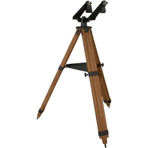 Tele Vue Gibraltar5 Manual Altazimuth Telescope Mount with Tripod (Walnut)