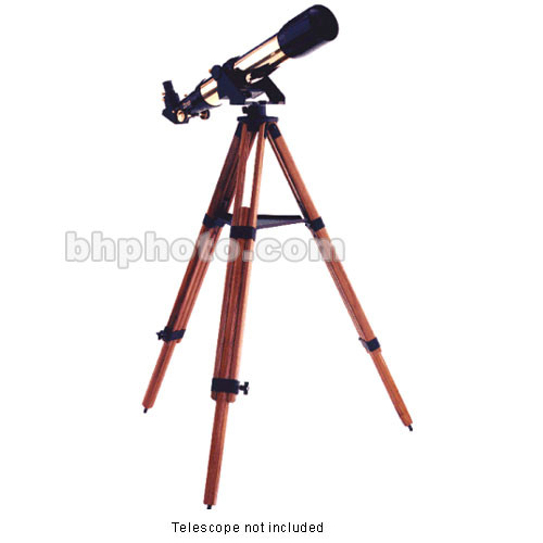 Tele Vue Gibraltar Manual Altazimuth Telescope Mount with Tripod (Walnut)