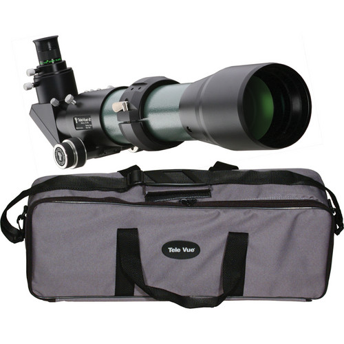"Tele Vue 85 3.35""/85mm Refractor Telescope (Green)"