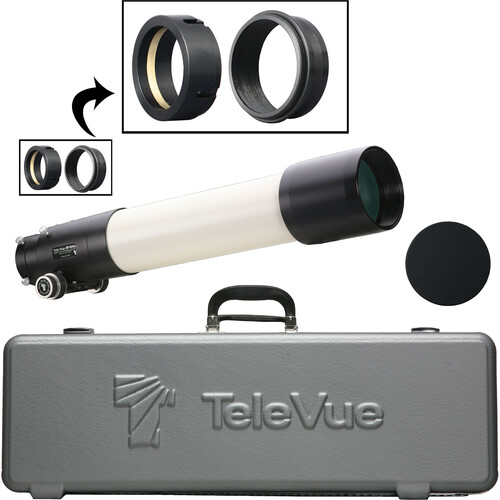 """Tele Vue NP101is 4""""/101mm Refractor Telescope"""