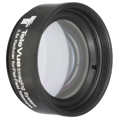 Tele Vue 0.8x Photographic Field Reducer Lens