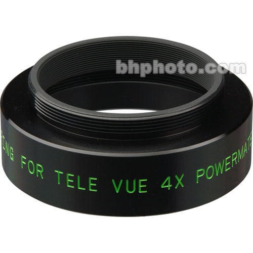 Tele Vue T-Ring Adapter for 4x Powermate
