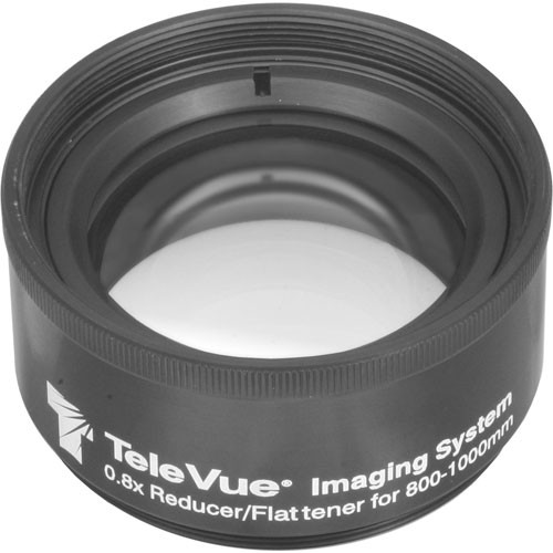 Tele Vue 0.8x Photographic Field Reducer and Flattener