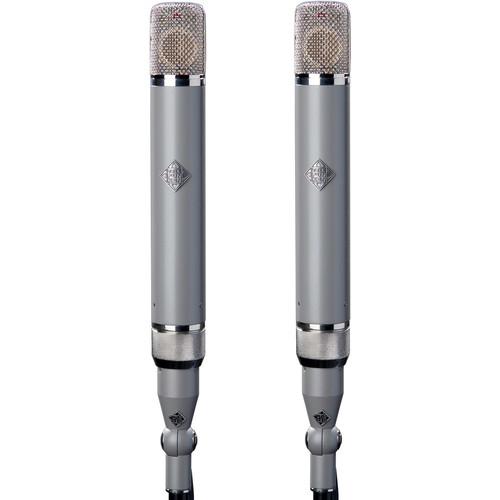 Telefunken C12 Multi-Pattern Tube Microphone Stereo Set