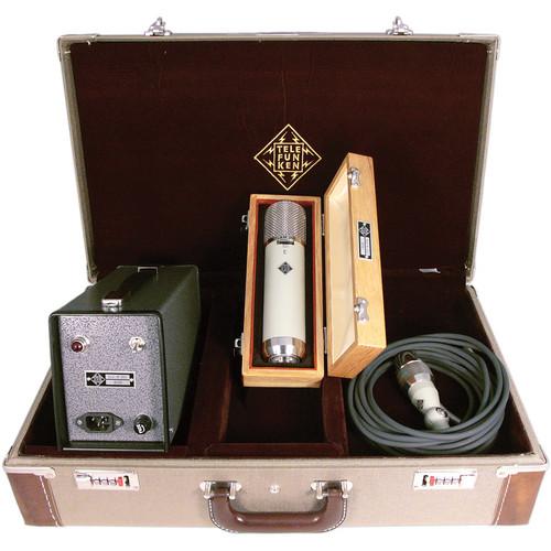 Telefunken ELA M 250E Classic Tube Microphone
