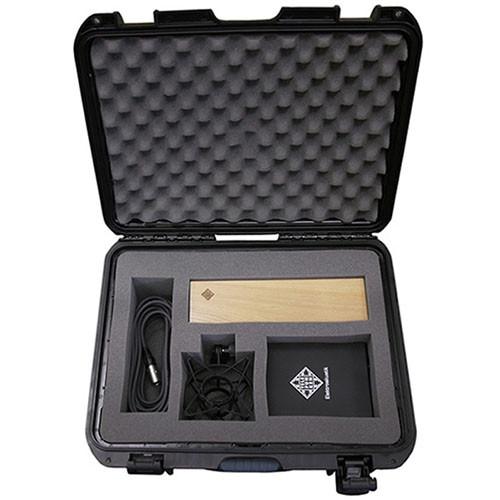 Telefunken NANUK Brand Hardshell Plastic Case