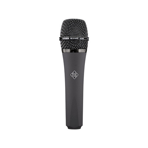 Telefunken M81 Handheld Supercardioid Dynamic Microphone (Gray Body, Chrome Grille)