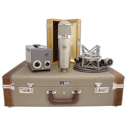 Telefunken U 48 Dual Pattern Tube Microphone