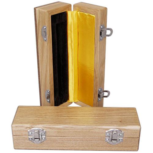 Telefunken WB60 Oak Microphone Box With Diamond Logo