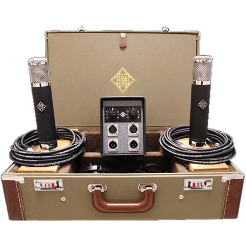 Telefunken AK-47 MkII Tube Microphone Stereo Set