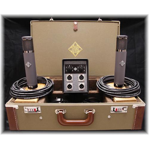 Telefunken AR-51 Tube Condenser Microphone Stereo Set