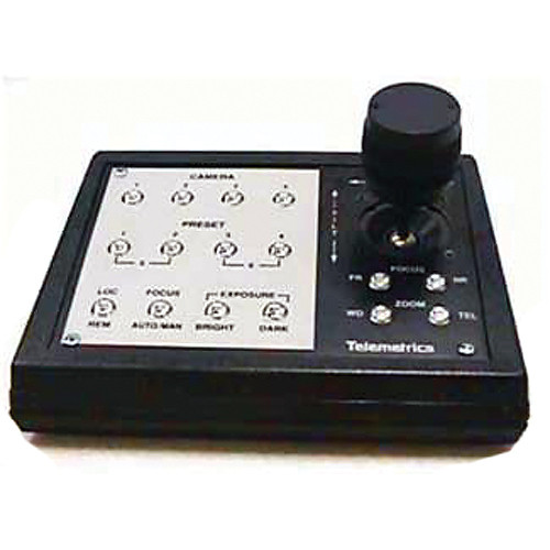 Telemetrics CP-ITV3-VC Joystick Panel for Canon VC-C4 / C50