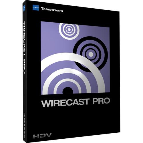 Telestream Wirecast Pro 4 for Windows