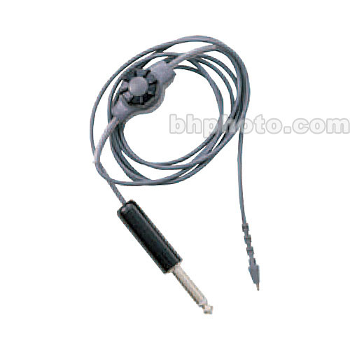 Telex VXT-3 -  Telethin Cable with Volume Control - 5'